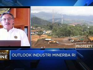 Kementerian ESDM Siapkan 3 RPP Minerba, Ini Rinciannya