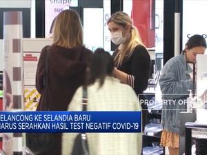 Selandia Berlakukan Syarat Negatif Covid-19 Bagi Pelancong