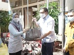 Banjir Sulut & Jabar, Bantuan BNI ke Korban Terus Berlanjut