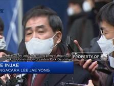 Kasus Suap, Petinggi Samsung Dipenjara