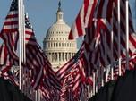 Selangkah Lagi Biden Terbitkan Stimulus Covid Rp 26.600 T