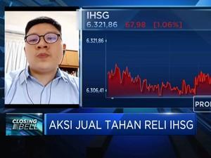 Sejumlah Emiten Alami ARB, IHSG Ditutup Melemah 1,06%