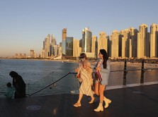 Foto Telanjang Belasan Model di Hotel Dubai Bikin Gempar