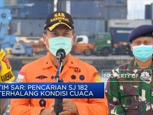 Tim Sar Terus Evakuasi SJ182, Banjir Kalsel, & Gempa Sulteng