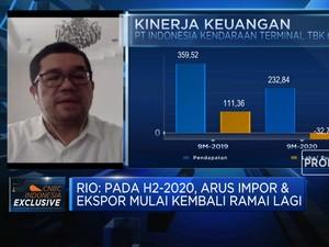 Imbas Pandemi, Bisnis Layanan Terminal Amblas Hingga 70%
