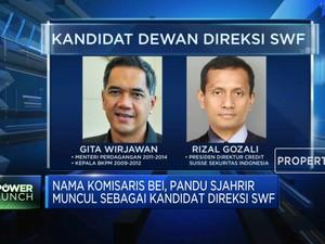 Beredar Sejumlah Nama Kandidat Pengurus SWF