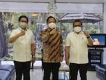 Menteri Jokowi Mulai Divaksinasi Covid: Tito Hingga Gus Halim
