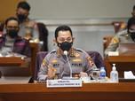 Tok! Rapat Paripurna DPR Setujui Listyo Sigit Sebagai Kapolri