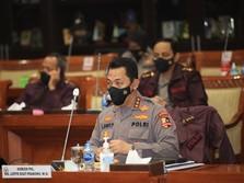 Kapan Jokowi Lantik Listyo Sigit Prabowo Sebagai Kapolri?