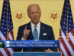 Capitol Dijaga Ketat & Biden Siapkan Visi 100 Hari Masa Kerja