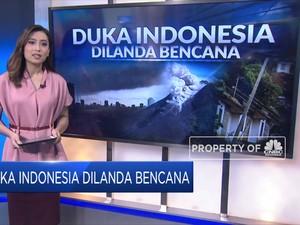 Duka Indonesia Dilanda Bencana