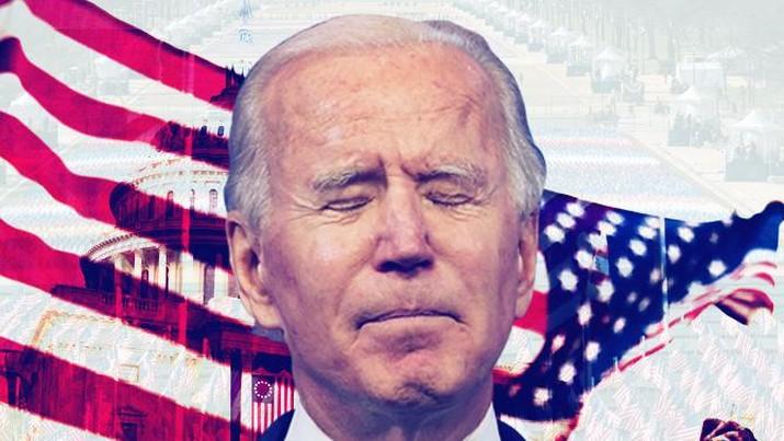cover topik/Pelantikan Presiden Joe Biden_Luar