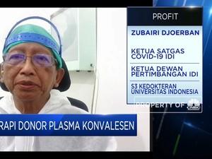 Donor Plasma Konvalesen Bantu Pasien Covid, Ini Kriterianya!