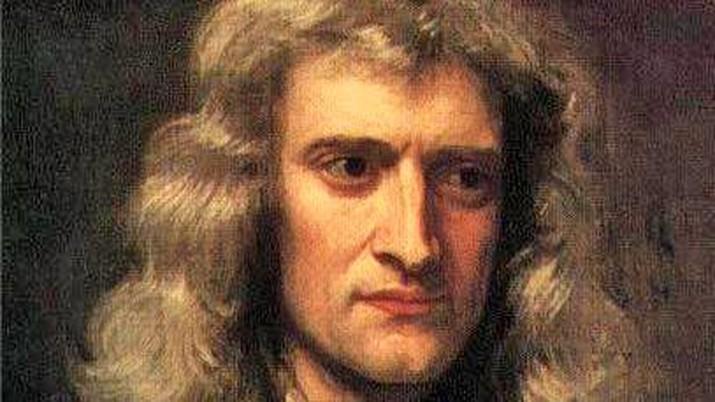 Isaac Newton. Ist