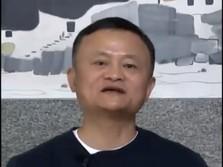 Ini Penampakan Jack Ma Usai 'Hilang' & Digosipkan Dipenjara