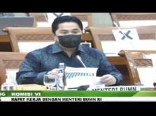 Erick Ungkap Kondisi BUMN Saat Pandemi Covid: 90% Terdampak!