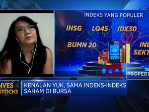 Mau Investasi Saham? Yuk Kenalan Dulu Sama Indeks di Bursa
