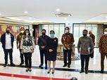 Pejabat SWF Jokowi Diumumkan, Saham Konstruksi Terbang!