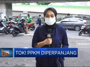 Tok! PPKM Jawa-Bali Diperpanjang Hingga 8 Februari 2021
