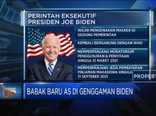 Babak Baru AS di Genggaman Biden