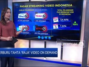 Berburu Tahta 'Raja' Video On Demand