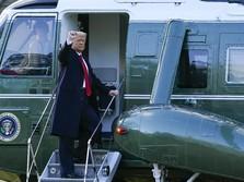 Trump Ngamuk Nyatakan 'Perang' ke Orang Ini, Begini Ceritanya