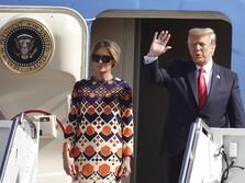 Keluar dari Gedung Putih, Trump Tulis Surat Pribadi ke Biden