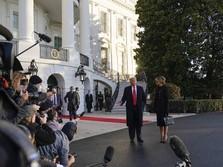 Waduh! Trump Mau Diusir dari Kediaman Mewahnya, Kok Bisa?