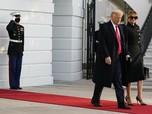 Rupanya Ini yang Selamatkan Trump dari Pemakzulan Jilid II
