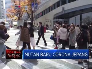 Jepang Bantah Mutan Baru Corona Sudah Menyebar di Negaranya
