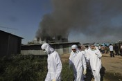Waduh! Tempat Pembuat Vaksin Terbesar Dunia Kebakaran