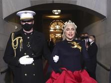 Mewah, Intip Penampilan Lady Gaga di Pelantikan Biden