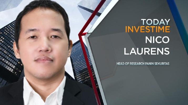 Nico Laurens, Head of Research Panin Sekuritas