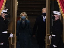 Jreng! Biden Wajibkan Warga AS Pakai Masker Hari 1 Menjabat