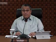 Alasan Lengkap BI Tahan Bunga Acuan 3,75% di Januari 2021
