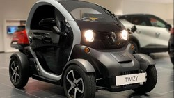 Ini Renault Twizy, Mobil Listrik Cuma Muat 2 Orang Harganya Rp 400 Jutaan