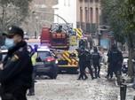Ledakan Guncang Kota Madrid Spanyol, 3 Tewas