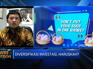 Simak Yuk! Ini Alasan Pentingnya Diversifikasi Aset Investasi