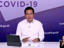 PSBB Ketat di Jakarta Belum Berhasil Turunkan Kasus Covid-19