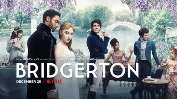 Bridgerton. Dok: Netflix