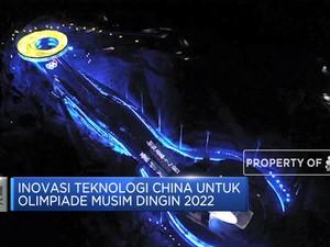 Inovasi Teknologi China Untuk Olimpiade Musim Dingin 2022
