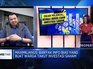 Dear Milenial, Yuk Kenali Jurus Meraup Cuan Investasi Saham
