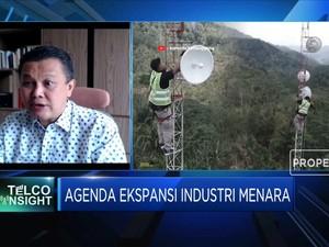Ekspansi Bisnis Menara, TBIG Siapkan Capex Rp 2,5 T di 2021