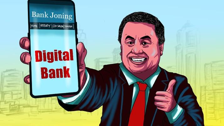 Kebal Pandemi, Transaksi Digital Banking RI Tembus Rp2.700 T!