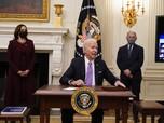 Gedung Putih Restui Masyarakat AS Lepas Masker, Ini Syaratnya