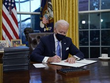 Biden Beraksi Lagi, Kaji Ulang Janji Dagang AS-China Trump