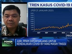 KSP: PPKM Kendalikan Covid-19 Tapi Tak Matikan Ekonomi