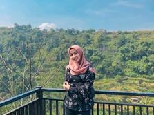 Keren! Usia 21 Tahun, Maya Nabila Mahasiswi S3 Termuda ITB