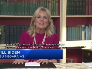 Presiden Biden Kaji Sistem Pendidikan Kala Pandemi