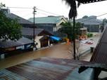 Tolong! Manado Dilanda Banjir, Ada 8 Kecamatan Terdampak